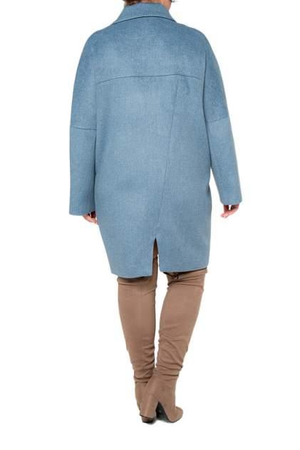 Пальто женское KR 7716 голубое 62 RU