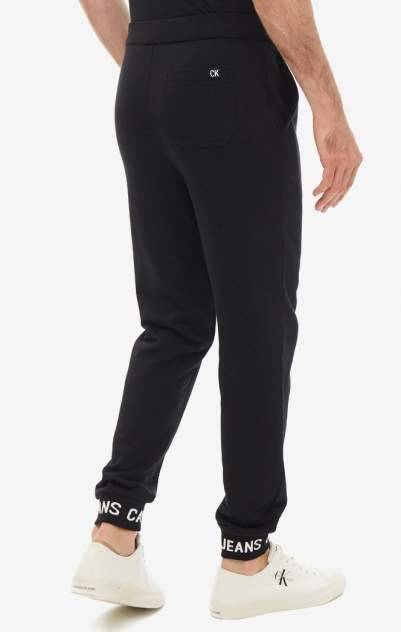 Брюки мужские Calvin Klein Jeans J30J3.12551.0990 черные/белые M