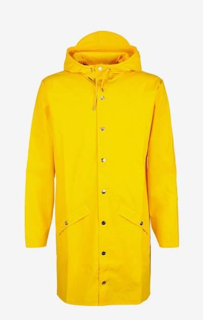 Мужской плащ Rains 1202, желтый