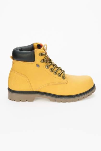 Ботинки женские British Knights B44-3621-01, желтый