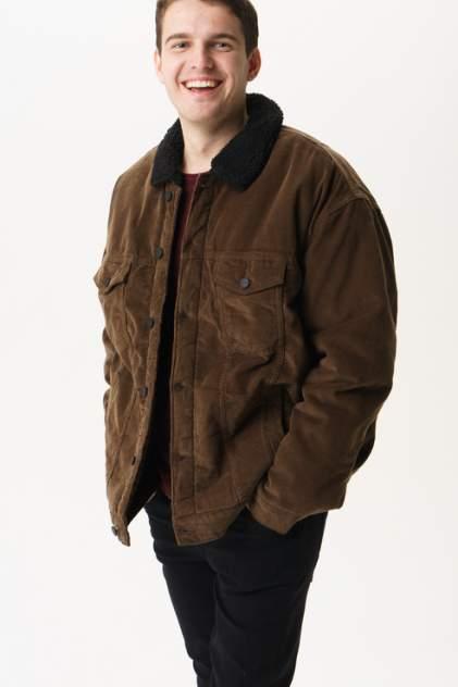 Куртка ONLY & SONS 22015677, коричневый