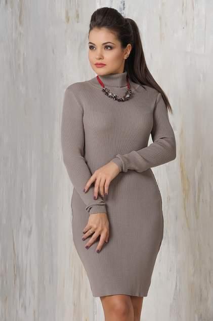 Женское платье VAY 2235, коричневый
