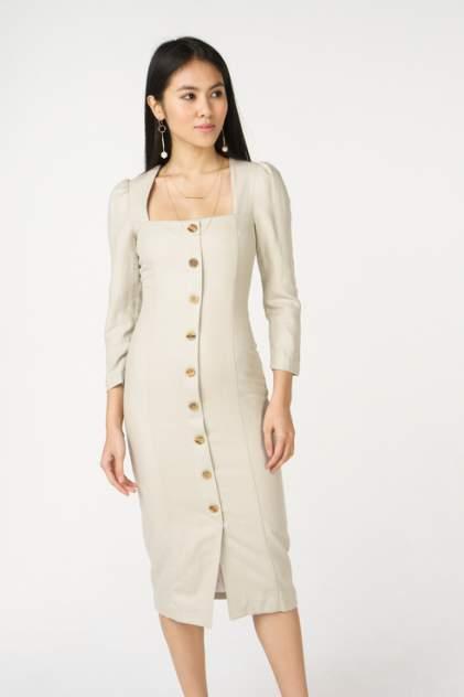 Женское платье Libellulas 10182, бежевый