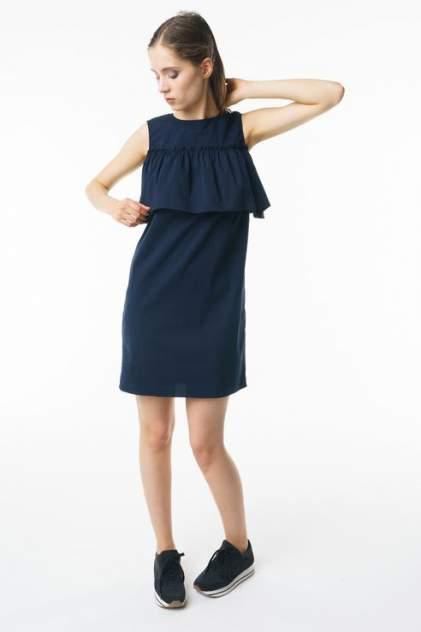 Платье женское Baon B458064 синее L