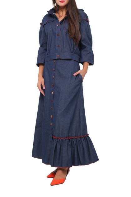 Женская юбка LISA BOHO NONA 180711, синий