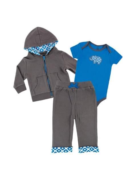 Комплект одежды YOGA SPROUT, цв. синий