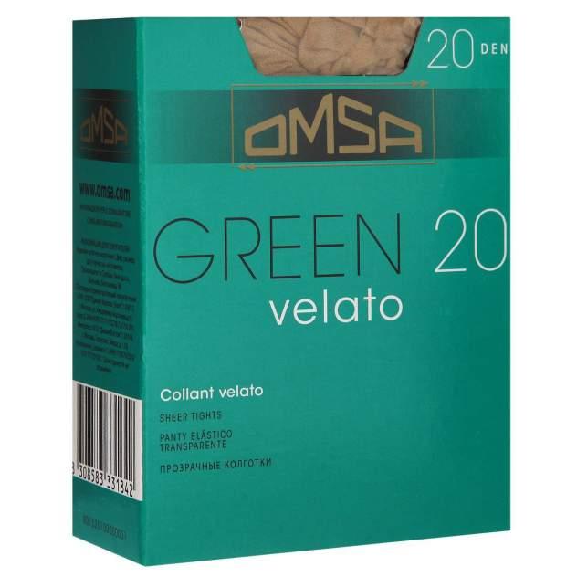 Колготки Omsa GREEN 20 XXL /  Daino  (Загар) / 6(XL)