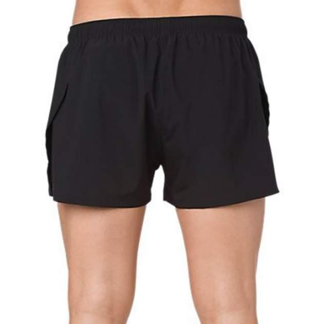 Шорты Asics Silver Split Short, black, XS INT