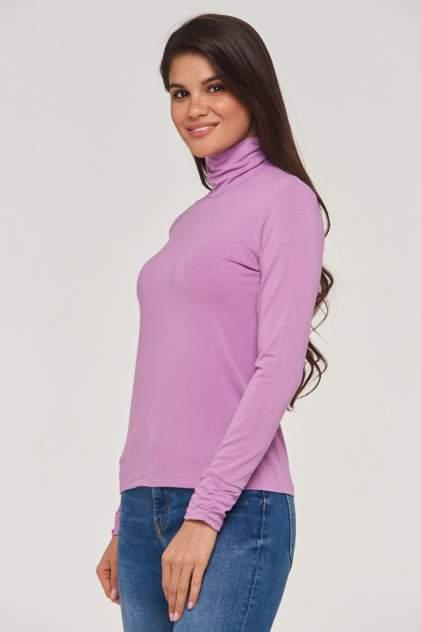 Водолазка женская VAY 0219 фиолетовая 48 RU