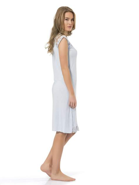 Ночная сорочка женская Turen 3123 голубая S