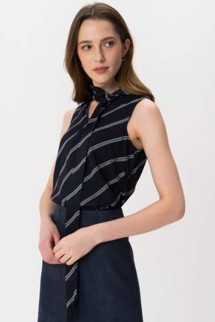Блуза женская Vero Moda 10210394 синяя M
