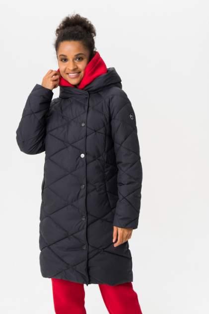 Пуховик-пальто женский Finn Flare A19-11024 серый S