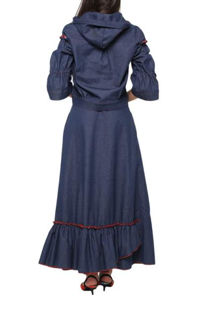 Юбка женская LISA BOHO NONA 180711 синяя 44-46 EU