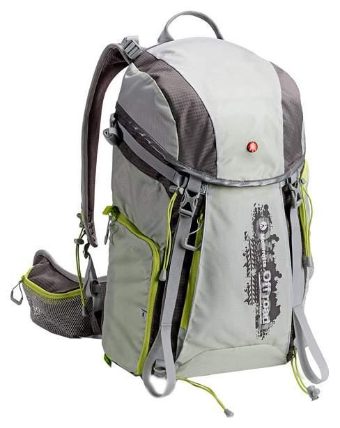 Рюкзак для фототехники Manfrotto Off Road 30 серый