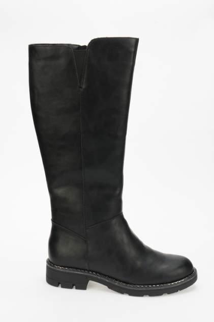 Сапоги женские Keddo 898888/06 черные 36 RU