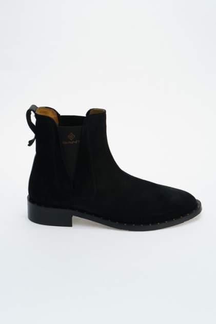 Ботинки женские GANT 19553992, черный