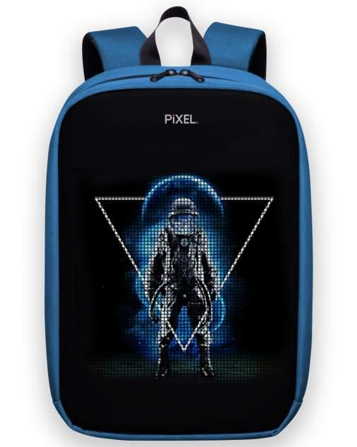 Рюкзак с LED-дисплеем PIXEL MAX - INDIGO синий