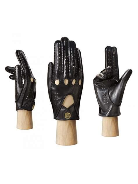 Перчатки женские Eleganzza HS011W черные 6