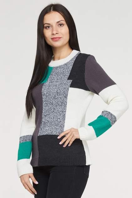 Джемпер женский VAY 182-4688 серый 50 RU