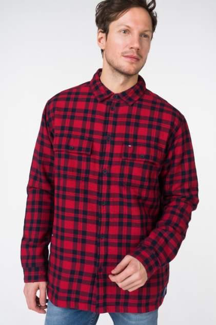 Рубашка мужская Tommy Hilfiger DM0DM05470, красный