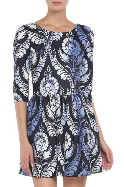 Платье женское SECRET SANTA 3018 синее 40 IT