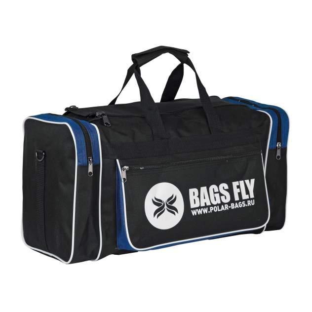 Дорожная сумка Polar П9007 синяя 54 x 27 x 21