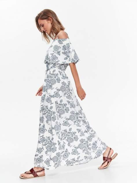 Платье женское Top Secret SSU2230BI366 белое 42 RU