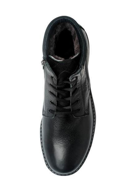 Ботинки мужские Alessio Nesca 261070N0 черные 45 RU