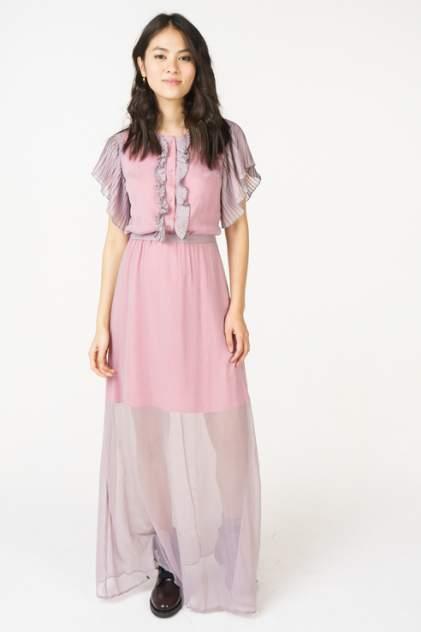 Вечернее платье женское LA VIDA RICA D71026 розовое 40 RU