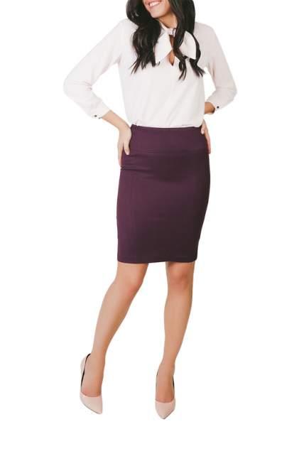 Юбка женская YARMINA UB4088-0566 фиолетовая 42 RU