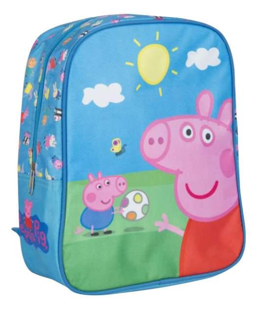 Рюкзак детский Росмэн средний Свинка Пеппа Пикник