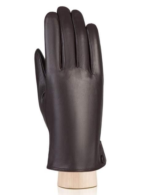 Перчатки мужские Labbra LB-0801 коричневые 9.5