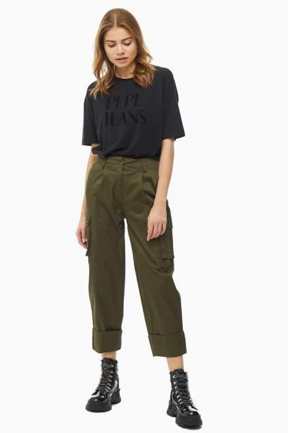 Женские брюки Pepe Jeans PL211354.781, зеленый