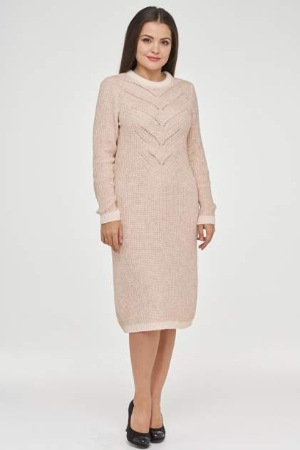 Женское платье VAY 182-2378, розовый