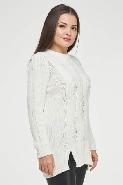 Свитер женский VAY 182-4810 белый 44 RU