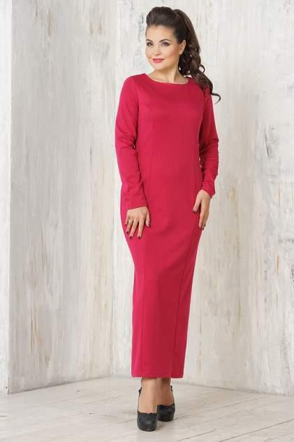 Платье женское VAY 3327 розовое 48 RU