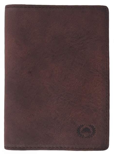 Обложка для паспорта Tony Perotti 743404 коричневая