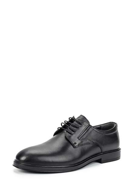 Туфли мужские Pierre Cardin 03407000, черный