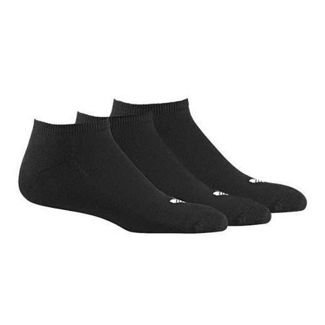 Носки Adidas Trefoil, black, 43-46 EU