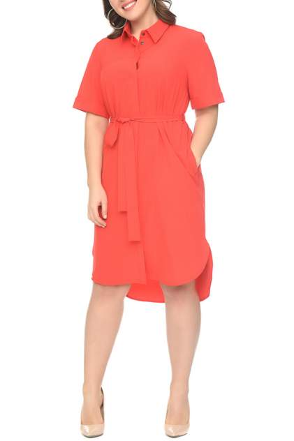 Платье женское SVESTA R669ROU красное 58 RU