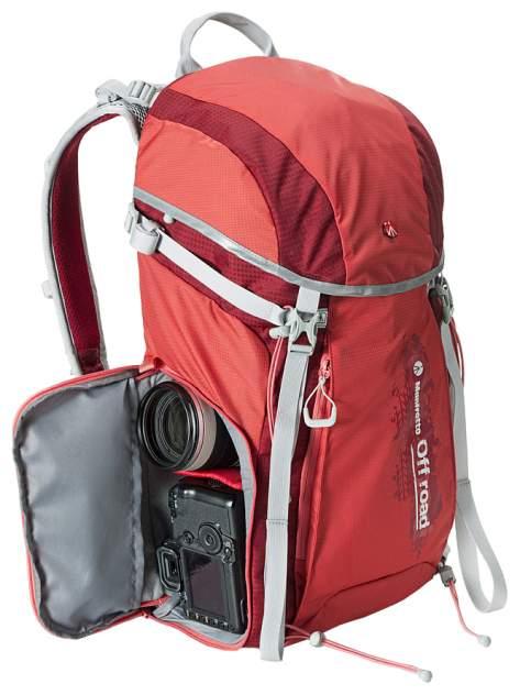 Рюкзак для фототехники Manfrotto Off Road 30 красный