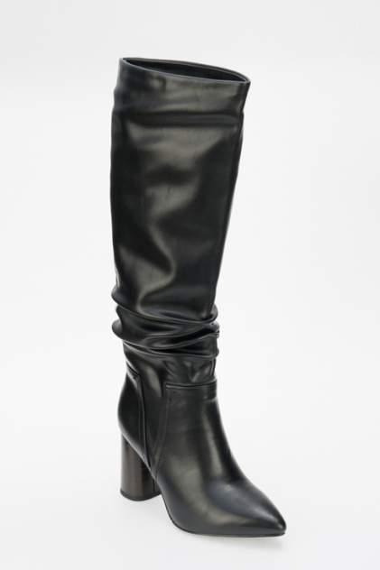 Сапоги женские Betsy 998025/01 черные 36 RU