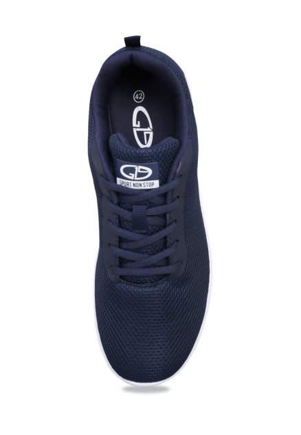 Кроссовки мужские G19 sport non stop 710017598 синие 44 RU