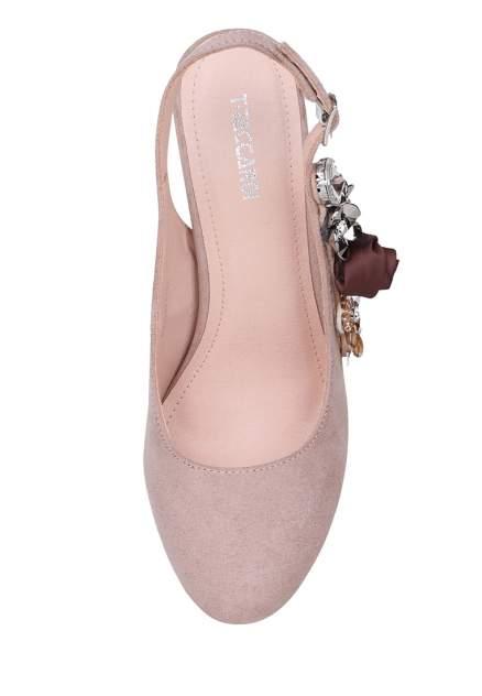 Туфли женские T.Taccardi 710017821 бежевые 38 RU
