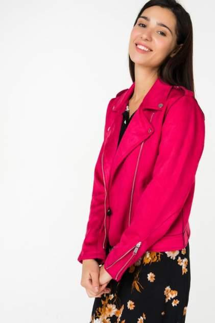 Куртка женская b.young 20804203 розовая 38 EU