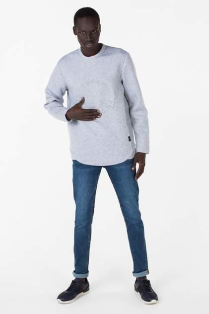 Пуловер мужской ONLY & SONS 22010600 серый L