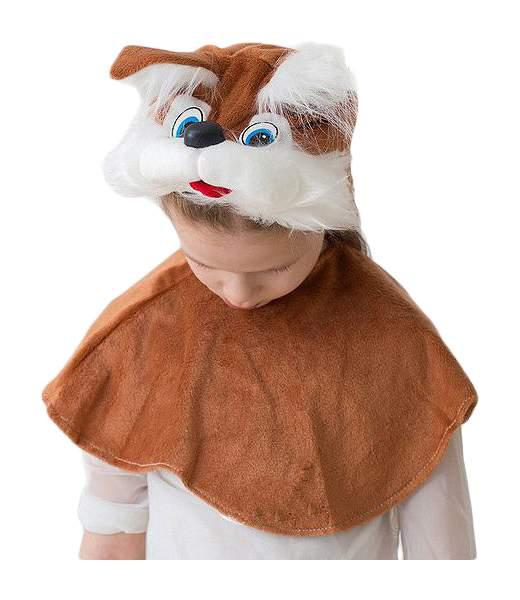 Карнавальный костюм Белка 3-10 лет 1218