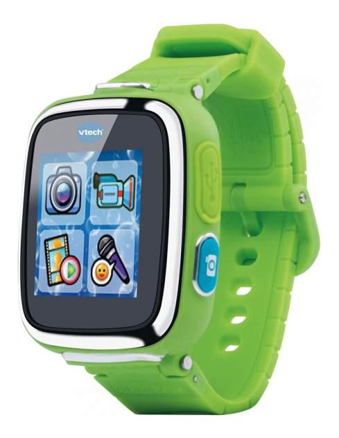 Детские наручные часы Vtech Kidizoom SmartWatch DX зеленые 80-171683