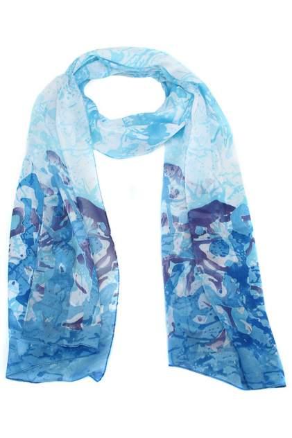 Шарф женский F.FRANTELLI P13516040-NV голубой