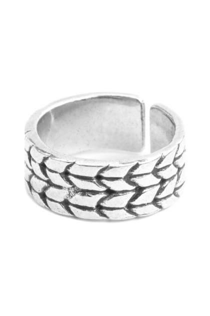 Кольцо женское ORI TAO OT-19-28320 серебристое